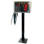 Economy Air Machine - Wall or Pedestal Mounted