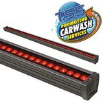 LED Light Strips Red 6 Foot