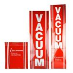 J.E. Adams 8565 - 3 Piece Decal Kit for Vacuums - Red