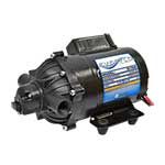 Everflo EF7000 Polypropylene 12 Volt Diaphragm Pump - 7 GPM