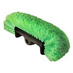 "8"" Triple Surface Universal Brush - Green"