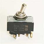 J.E. Adams 5997D001 Replacement Toggle Switch for J.E. Adams 3 Motor Commercial Vacuums