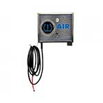 Ginsan AVVL1I Industrial Air Machine with Imonex Coin Acceptor - Blue Decal