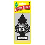 "Little Trees 24 Card Pack ""Black Ice"""